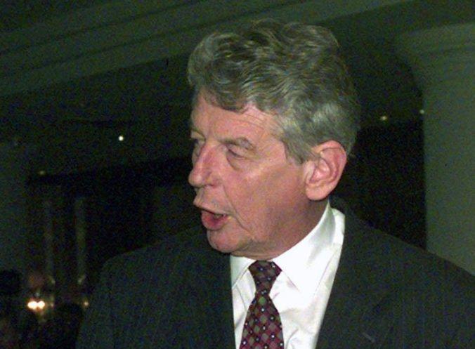 Zomrel bývalý holandský premiér Wim Kok
