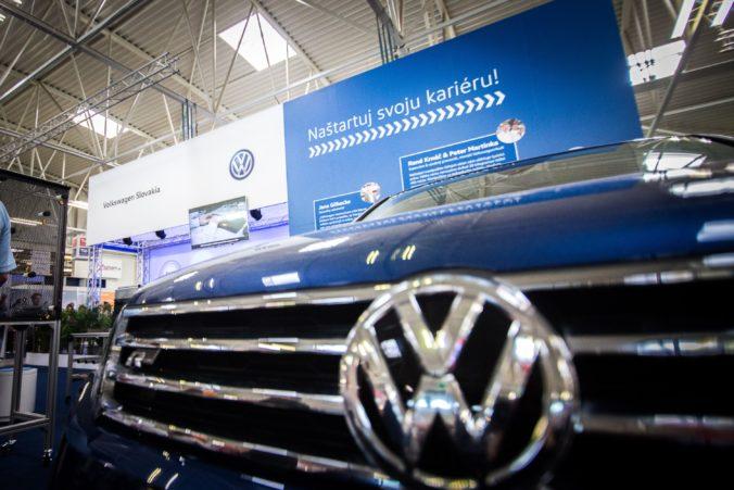 Volkswagen chce zlepšiť ovzdušie, ponúka ďalšie stimuly na výmenu starších dieselových áut
