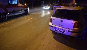 Foto: Polícia hľadá svedkov nehody, vodič Volkswagenu zrazil chodca