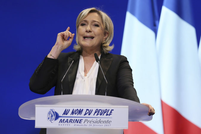 Európska únia má v pláne narobiť Veľkej Británii toľko zla, koľko sa len dá, hovorí Le Penová