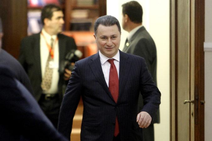 Bývalý premiér Nikola Gruevski ušiel do Maďarska cez Čiernu Horu, tvrdia to predstavitelia krajiny