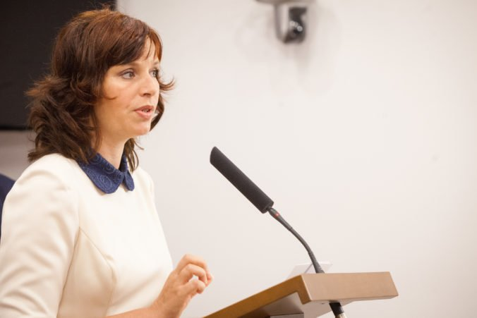 Remišová hovorí, že na Slovensku chýba politika zdravého rozumu