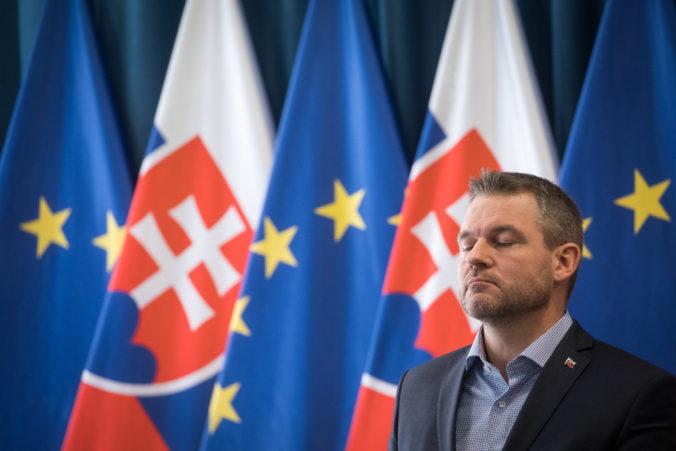 Premiér Pellegrini očakáva menej peňazí z rozpočtu EÚ, Slovensko je ochotné navýšiť príspevok