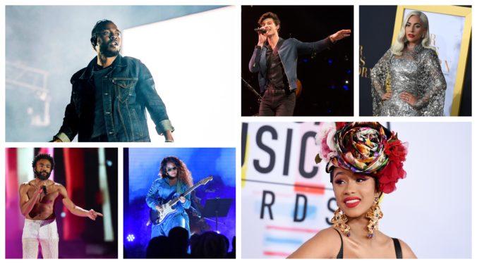 Zverejnili nominácie na ceny Grammy. Nechýbajú zvučné mená i nováčikovia, ženy majú silné zastúpenie