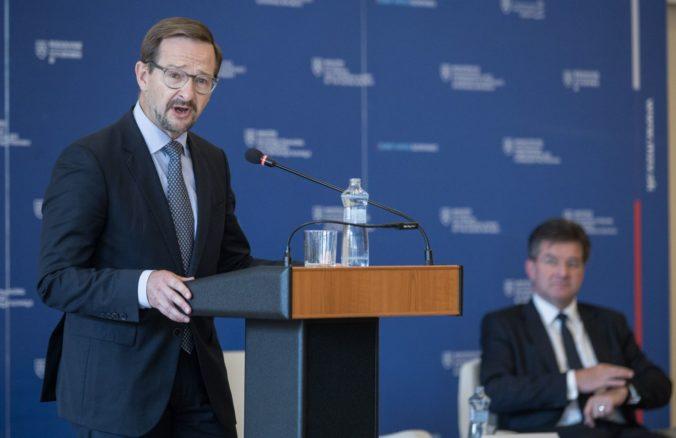 Minister Lajčák predstavil Gremingerovi tri priority predsedníctva Slovenska v OBSE