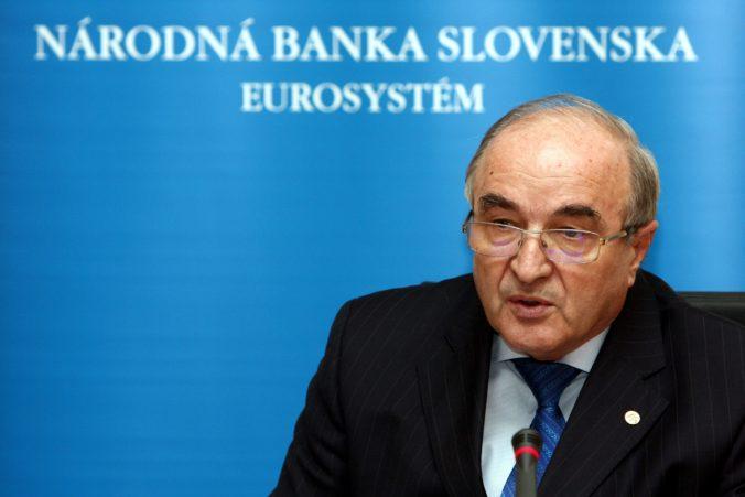 Guvernér NBS Makúch ostro kritizuje nomináciu Hudáka, spochybnil najmä jeho odbornosť