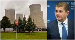 Tretí jadrový blok Mochoviec je hotový na 98 percent, podľa Žigu sú termíny uvedenia stále reálne
