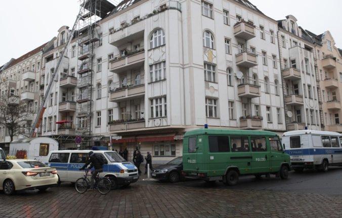 Nemecká polícia vykonala raziu v berlínskej mešite pre podozrenia z podpory terorizmu