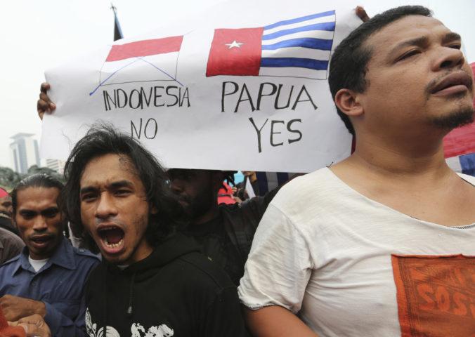 Indonézia odmietla diskutovať s rebelmi zo Západnej Papuy o nezávislosti ich územia