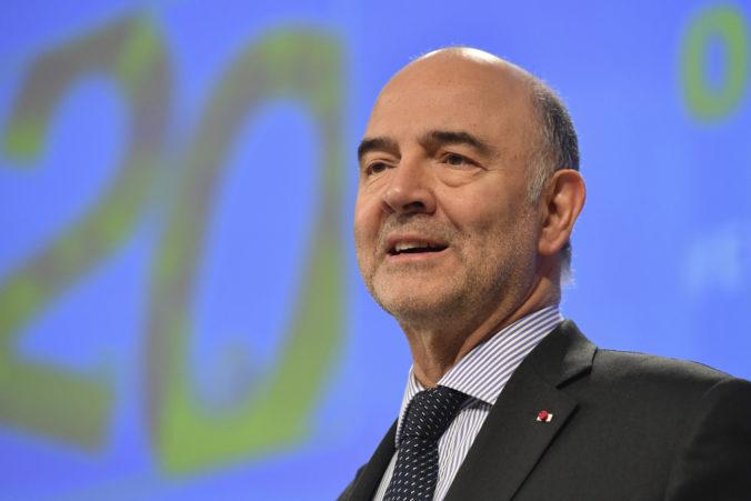 Zmeny v novom návrhu štátneho rozpočtu Talianska sú nedostatočné, tvrdí eurokomisár Moscovici