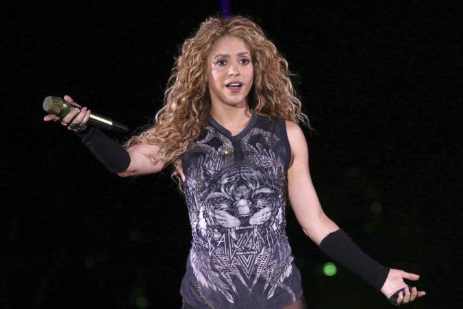 Shakira čelí obvineniam z daňových únikov, prokurátori od nej žiadajú milióny eur