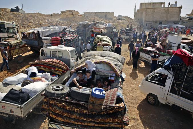 Do Sýrie sa vrátila časť utečencov, podľa ruskej armády je obnovenie krajiny v plnom prúde