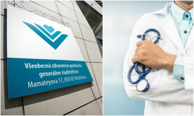 Ambulatní lekári vinia VšZP z klamstva v počte uzatvorených zmlúv