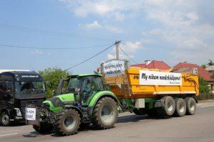 Sľúbené odškodnenie farmárov po suchách zatiaľ v nedohľadne, zvažujú ďalšie protesty